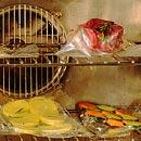 一つの鍋で短時間にたくさん調理できる
